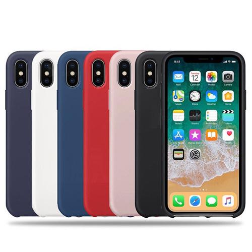 قاب سیلیکونی مناسب برای گوشی های اپل مدل های iPhone X / XS
