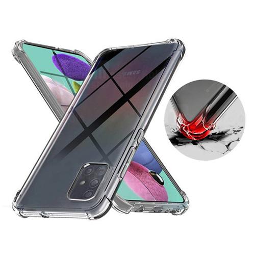 قاب ضد ضربه مناسب برای گوشی سامسونگ مدل Galaxy A51