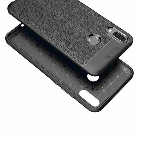 Huawei Y7 2019 Auto Focus Jelly Case