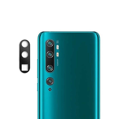محافظ لنز دوربین مناسب برای گوشی های شیائومی مدل CC9 Pro / Mi Note 10 / Mi Note 10 Pro