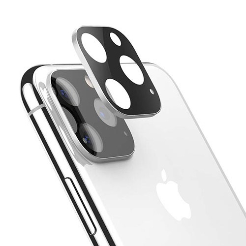 محافظ لنز دوربین مناسب گوشی اپل مدل iPhone 11 Pro / 11 Pro Max