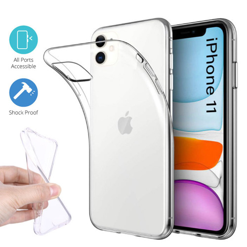 Apple IPhone 11 COCO Clear Jelly