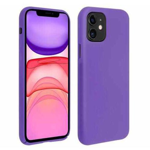Apple IPhone 11 Silicone TPU Case Close Down