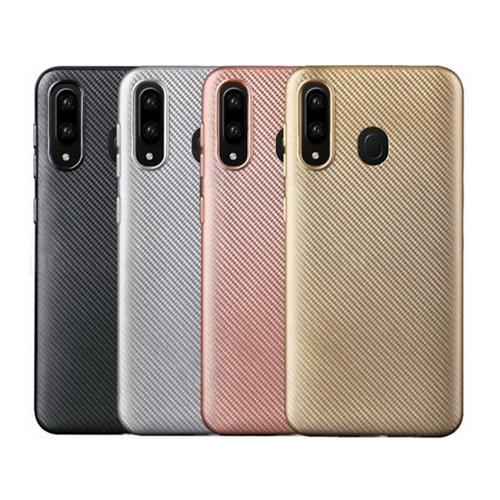 Samsung Galaxy A30 Haimen Fiber Carbon Texture