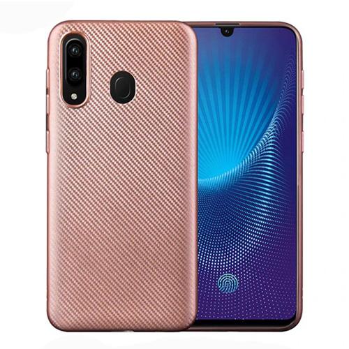 Samsung Galaxy M20 Haimen Fiber Carbon Texture