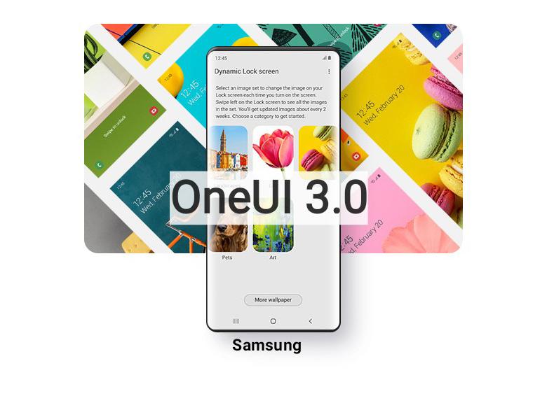 انتشار اندروید 11 برای گوشی S20 سامسونگ و پوسته One UI 3.0