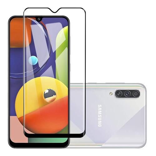 Full Glue Glass Screen Protector Samsung Galaxy A50s