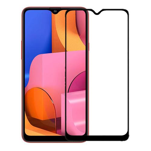 محافظ صفحه تمام چسب گوشی سامسونگ مدل Galaxy A20s