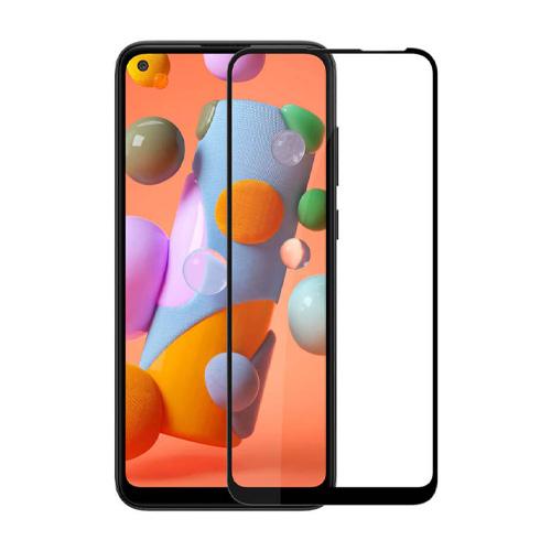 محافظ صفحه تمام چسب گوشی سامسونگ مدل Galaxy A11