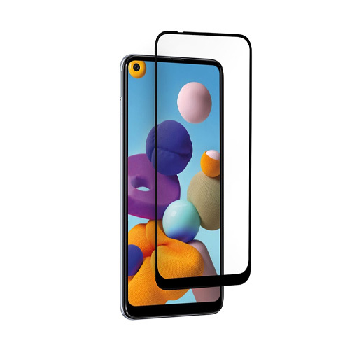 Full Glue Glass Screen Protector Samsung Galaxy A21s