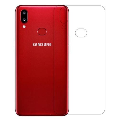 Samsung Galaxy A10s TPU Back Protector