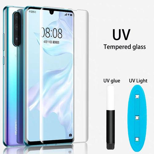 گلس UV گوشی هوآوی P30 Pro