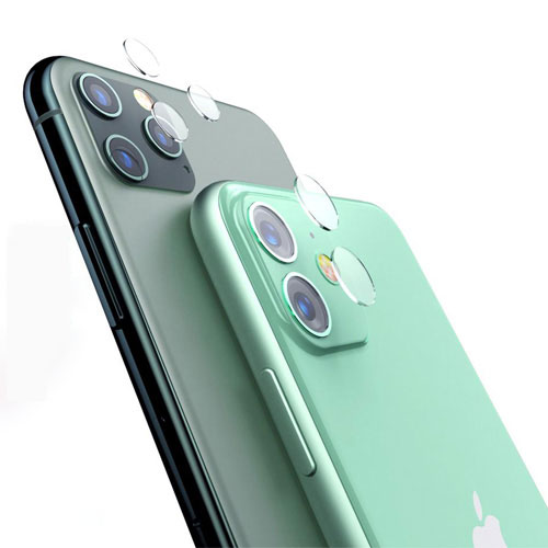 Apple iPhone 11 / 11 Pro / 11 Pro Max Glass Camera Lens Protector