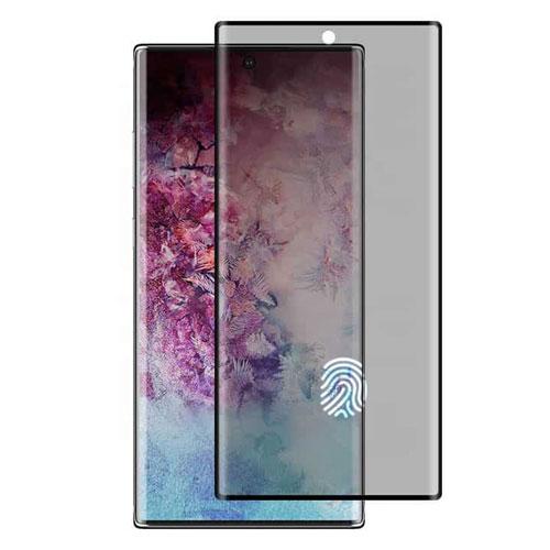Samsung Galaxy Note 10 Lite Privacy Mocoll Glass