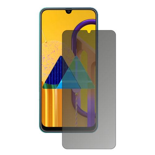 Samsung Galaxy M30s Privacy Mocoll Glass