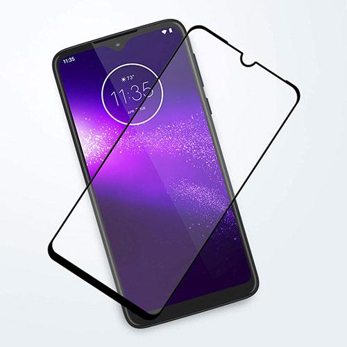 Full Glue Glass Screen Protector Motorola One Macro
