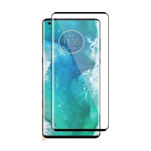 Full Glue Glass Screen Protector Motorola Edge Plus