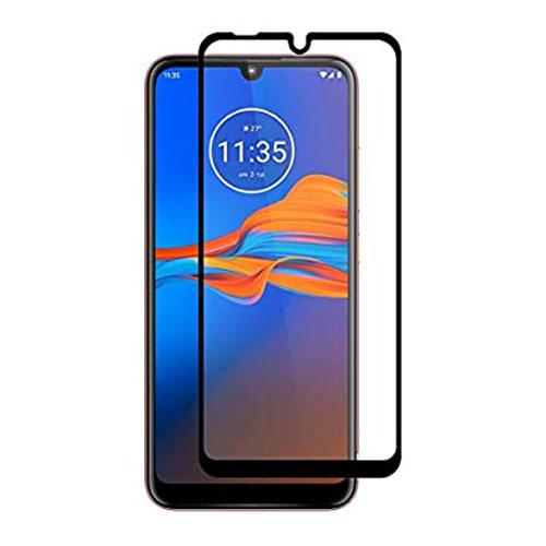 Full Glue Glass Screen Protector Motorola Moto E6 Plus