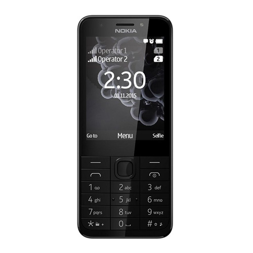 گوشی موبایل نوکیا 230 ظرفیت 16 گیگابایت