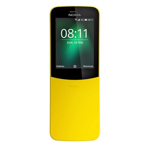 گوشی موبایل نوکیا 8110 ظرفیت 4 گیگابایت و رم 512 مگابایت