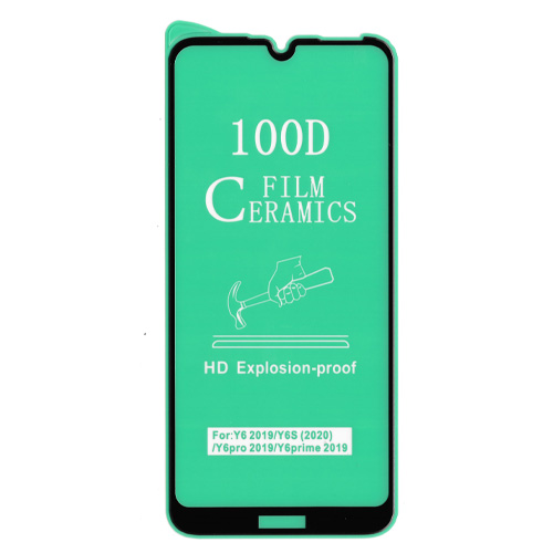 گلس سرامیکی گوشی هوآوی Y6 (2019) 100D