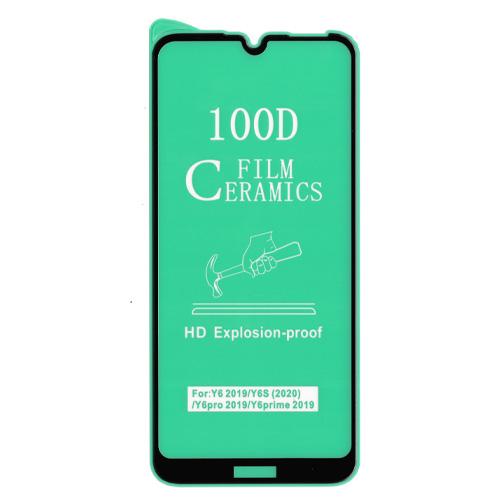 گلس سرامیکی گوشی هوآوی Y6 Pro (2019) 100D