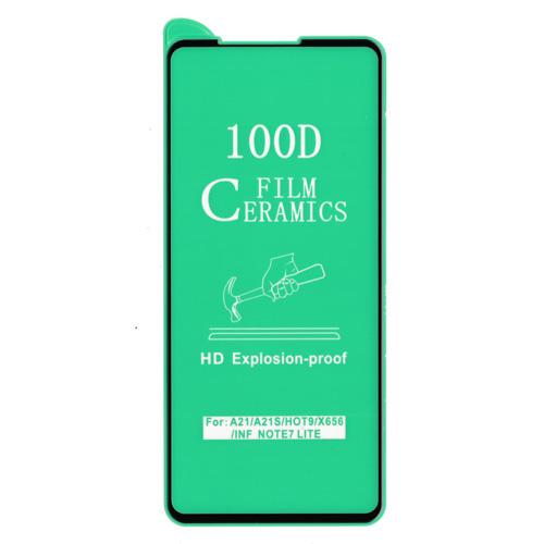 گلس سرامیکی گوشی سامسونگ Galaxy A21s 100D