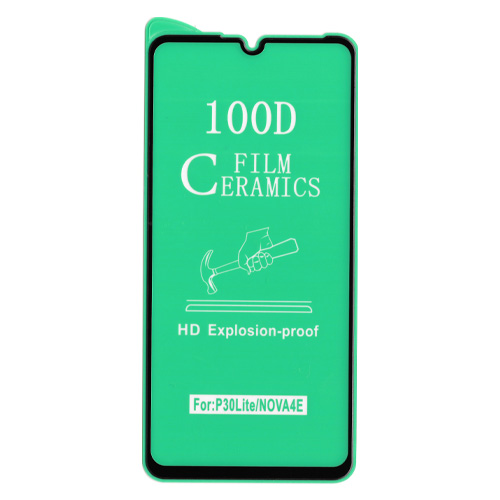 گلس سرامیکی گوشی هوآوی P30 lite 100D