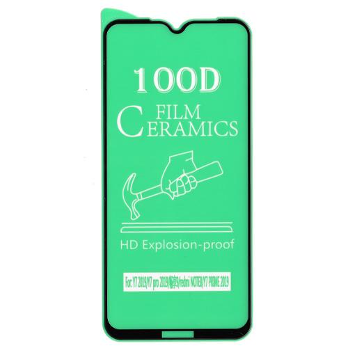 گلس سرامیکی گوشی هوآوی Y7 Pro (2019) 100D