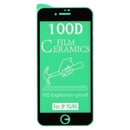 گلس سرامیکی گوشی اپل iPhone 6s 100D