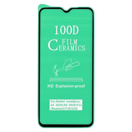 گلس سرامیکی گوشی شیائومی Redmi Note 8 Pro 100D