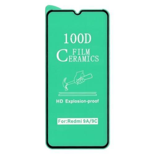 گلس سرامیکی گوشی شیائومی Redmi 9C 100D