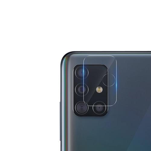 J.C.COMM Samsung Galaxy A51 Glass Camera Lens Protector