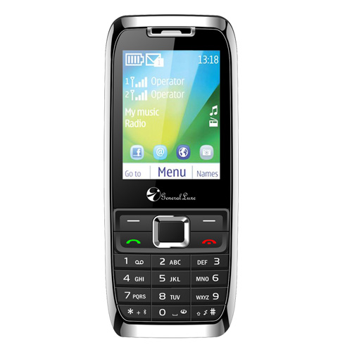 گوشی موبایل جی ال ایکس C98 2020دوسیم کارت