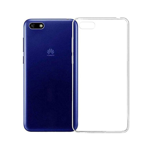 COCO Clear Jelly Case for Huawei Y5 Prime 2018