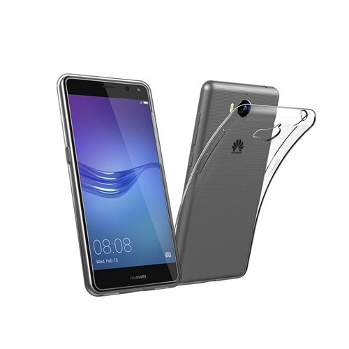 COCO Clear Jelly Case for Huawei Y5 2017