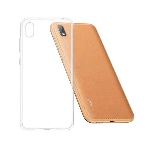 COCO Clear Jelly Case for Huawei Y5 2019