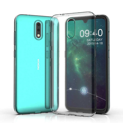 COCO Clear Jelly Case For Nokia 2.3