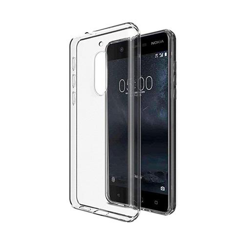 قاب ژله ای شفاف کوکو مناسب برای گوشی نوکیا مدل 5