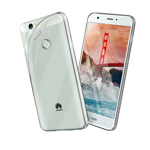 COCO Clear Jelly Case For Huawei nova