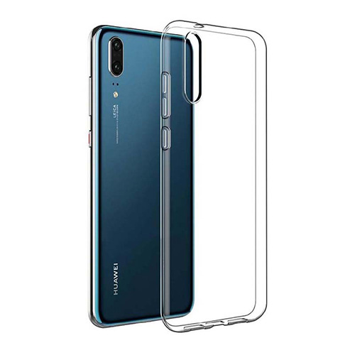 COCO Clear Jelly Case For Huawei P20