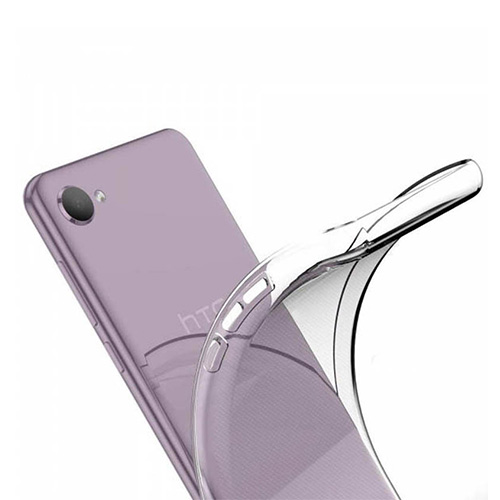 COCO Clear Jelly Case For HTC Desire 12