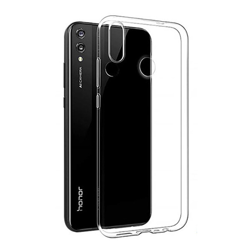 COCO Clear Jelly Case For Honor 10 Lite