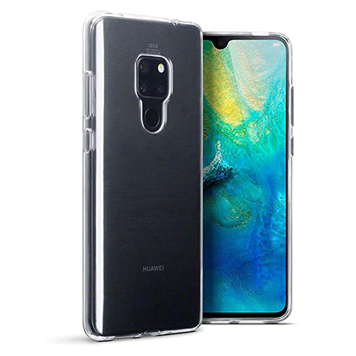 COCO Clear Jelly Case For Huawei Mate 20