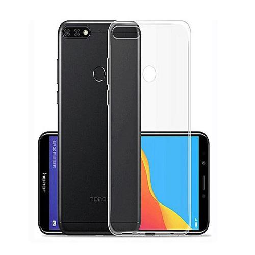 قاب ژله ای شفاف کوکو مناسب برای گوشی هوآوی مدل Y7 Prime 2018