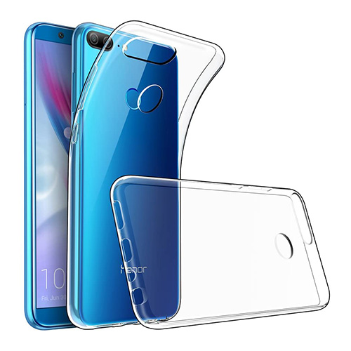 COCO Clear Jelly Case For Honor 9 Lite