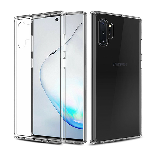 COCO Clear Jelly Case For Samsung Galaxy Note10 Plus