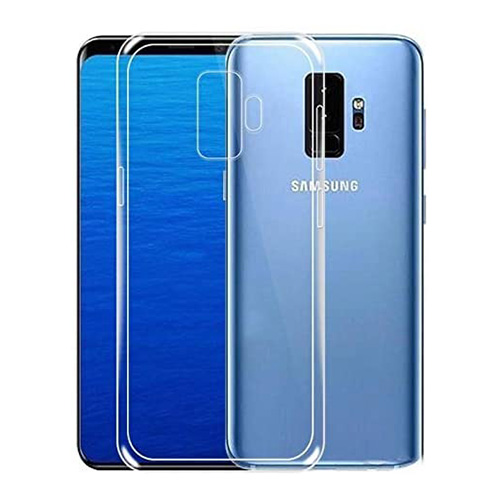 COCO Clear Jelly Case For Samsung Galaxy S9