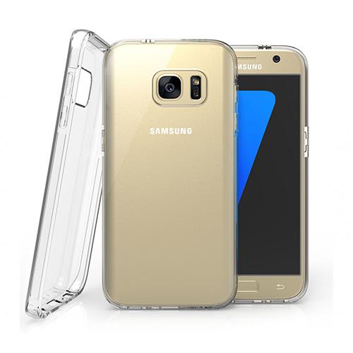 قاب ژله ای شفاف کوکو مناسب برای گوشی سامسونگ مدل Galaxy S7