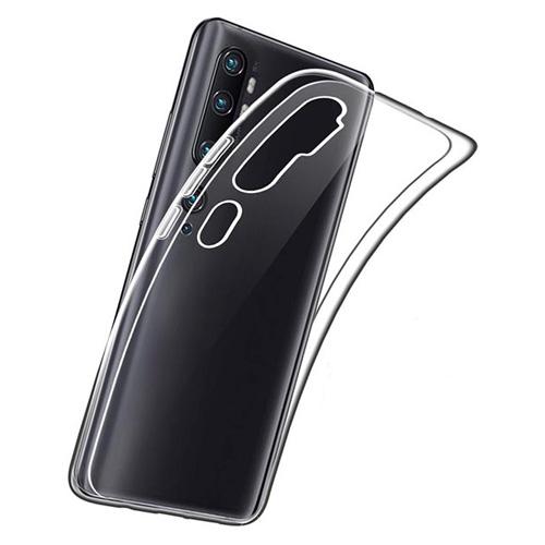 قاب ژله ای شفاف کوکو مناسب برای گوشی شیائومی مدل Mi Note 10 Pro